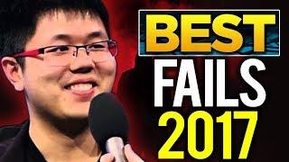 Best Fails of 2017 - Dota 2