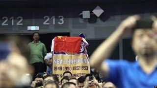 【陈破空:中共只能煽动被高价票挡在赛场外的球迷】10/11 #焦点对话 #精彩点评