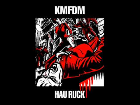 KMFDM - You're No Good: Hau Ruck CD