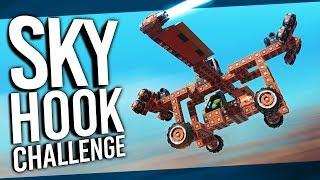 Skyhook Challenge!   Trailmakers #2