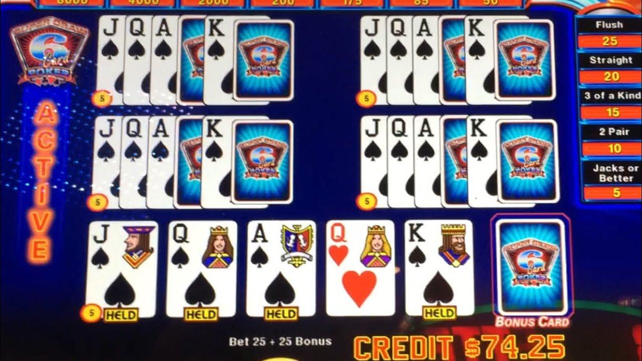Caesars Windsor Poker