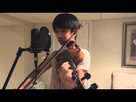 (Violin w/ Sheet Music) Sword Art Online OP2 - Innocence (Re-upload)