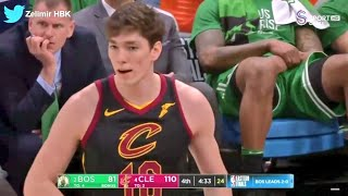 Cedi Osman'dan Boston Celtics'e 3 sayı, şık bir asist ve top çalma