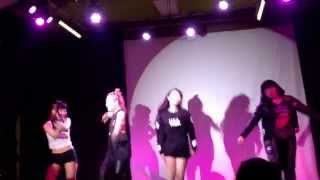 20140323 Y4G  in candylion DYLM Yunzy solo I AM THE BEST