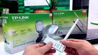 Обзор антены TP Link TL ANT2406A