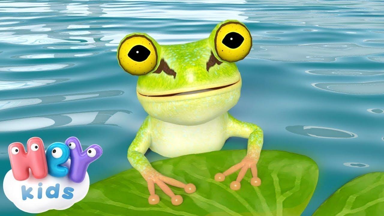 Küçük Kurbağa - Çocuk Şarkıları Dinle 2019   HeyKids
