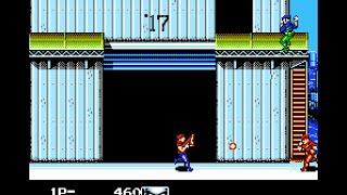 [Dendy/NES] Contra Force (Super Contra 6)[Полное прохождение / Longplay].mp3