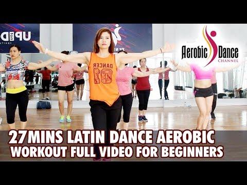 27mins aerobics dance workout full video for beginners l