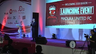 LAUNCHING EVENT MADURA UNITED FC