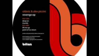 Olderic & Alex Piccini - Something In My Head