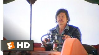 The Mechanic (9/10) Movie CLIP - Bulldozing! (1972) HD