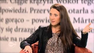 Camilla Läckberg - ciąg dalszy rozmowy Xięgarni