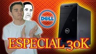 UNBOXING PC DELL XPS 8700 pt-br