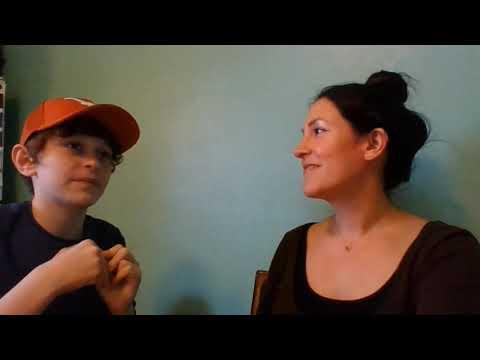 interview on short horror film