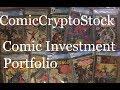 Comic Book Investment Portfolio