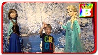 Unde ne am intalnit cu Elsa si Ana, Donald Trump si Cristiano Ronaldo? Vlog  Bogdan`s Show