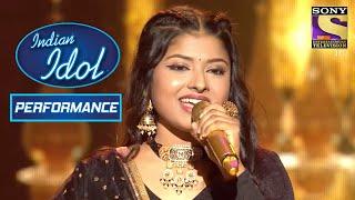 """Arunita ने बँधा समा """"In Ankhon Ki Masti"""" सुनाकर   Indian Idol Season 12"""