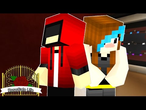 RoseGate Life l EP:8 S:1 l The Auction [Minecraft Roleplay]