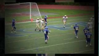 Kyle Dillon #22 - 2011 Mahopac High School Football Highlights