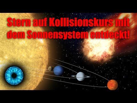 Stern auf Kollisionskurs mit dem Sonnensystem entdeckt! - Clixoom Science & Fiction
