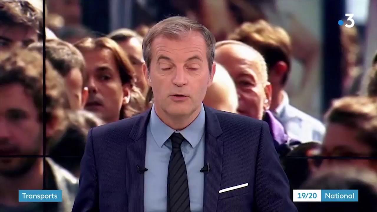 Reportage de France 3 sur l'Antisèche