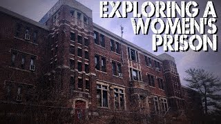 Exploring a Women's Prison | Full Dark Urbex with J&M Explorations