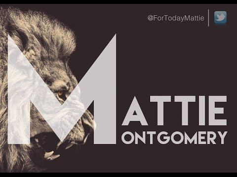 Uproar 15: Mattie Montgomery