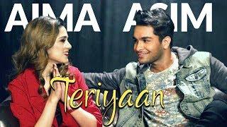 Teriyaan Asim Azhar & Aima Baig (Official Music )