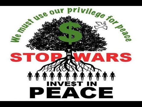 Greenwich Rally and Teach-In for Peace and Economic Justice