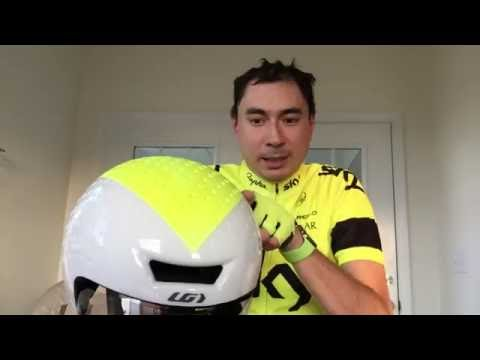 Louis Garneau P-09 (post ride) Review