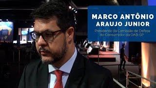 Marco Antonio Araujo Junior   Presidente da Comissão de Defesa do Consumidor da OAB-SP