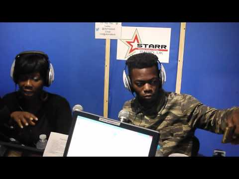 PERSONALITY PROFILE SHOW : AMA K. ABEBRESE HOSTED BY MARIE
