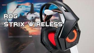 ASUS ROG Strix Wireless Обзор. Убойный БАС + 10 Часов работы