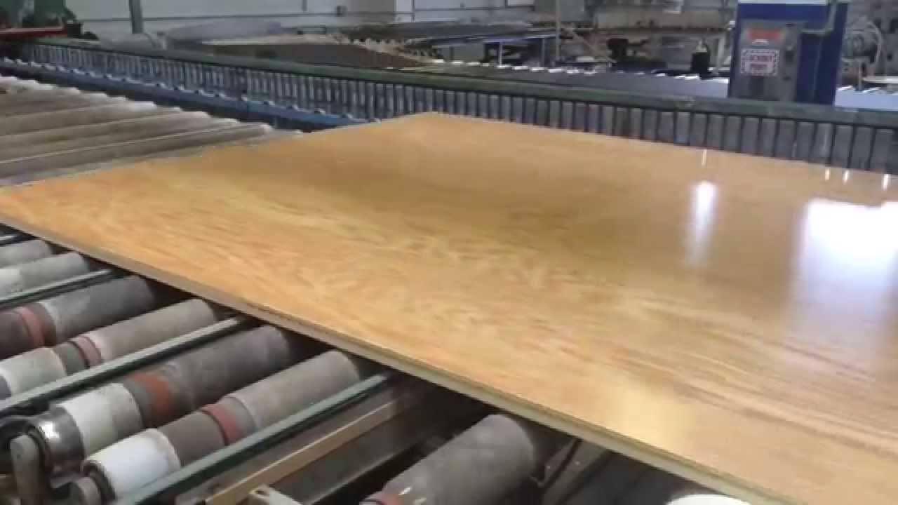 UV Pre-Finished Red Oak 4'x8' Panels by Plywood Source ...