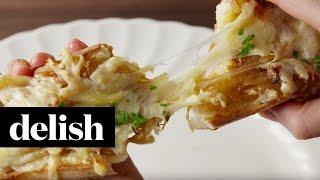 French Onion Cheesy Bread