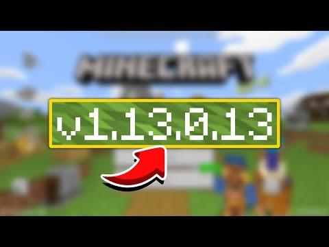 видео: СКAЧAТЬ НОВЫЙ MINECRAFT PE 1.13.0.13! ВЫШЛА НОВАЯ ВЕРСИЯ