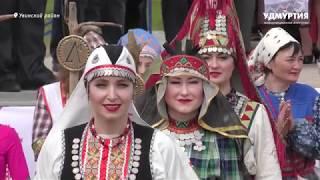 Праздник «Гербер» собрал в Увинском районе Удмуртии более 10 тысяч человек