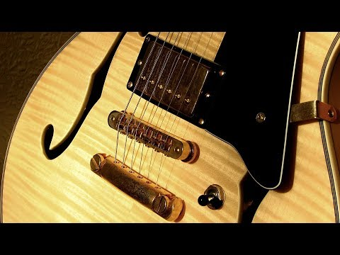 60s Classic Ballad Guitar Backing Track C Major Jam