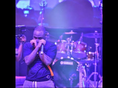 Davido Publicly Shows That He Belongs To Black Axe Confraternity