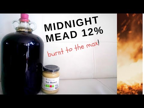 midnight mead 12%  part 1