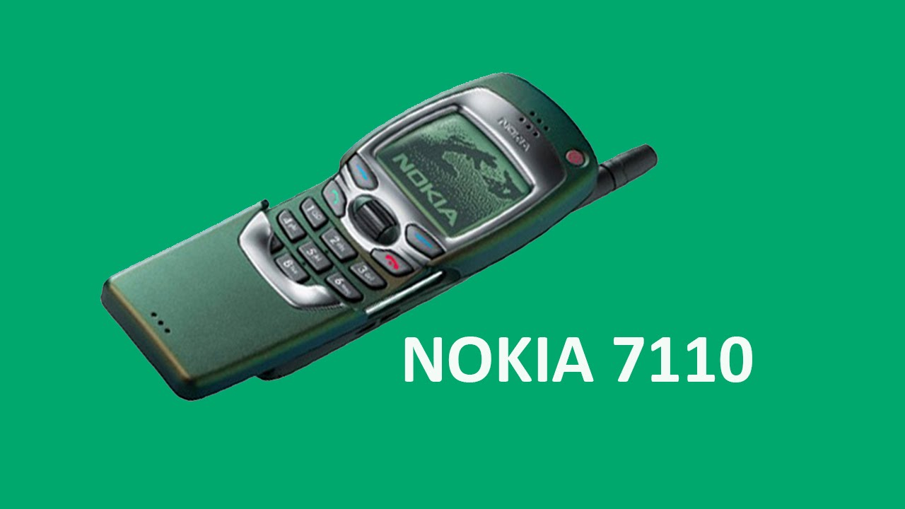 Nokia 8110 4G (MWC 2018) - YouTube