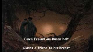"""Hans Pfitzner - """"An den Mond"""", Op. 18 (Goethe)  Fischer-Dieskau"""