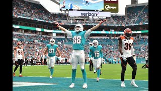 2019 Miami Dolphins vs Cincinnati Bengals - Game Review and Grades with On The FinSide