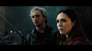 Meet Quicksilver & the Scarlet Witch - Marvel