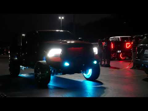 George Spankmeister -  Full Lifted Truck Nationals 2019 Parade in Branson, Missouri