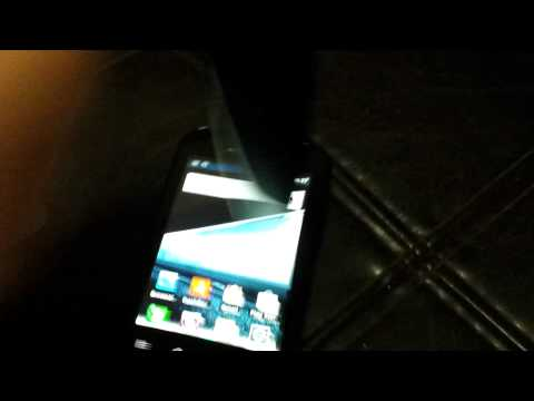 Scratch Test Motorola Defy Mini