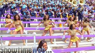 """Those Girls"" SU Dancing Dolls Southern - 2018 vs TCU"