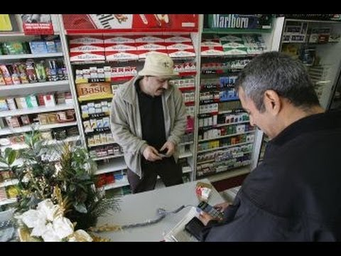 Cigarette Display Ban - Out of Sight, Out of Mind?