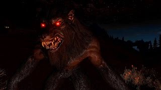 A spooky Skyrim mod compilation featuring a variety of werewolf mod...