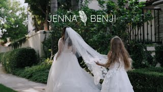 California wedding video • Beautiful, emotional wedding at home will make you cry